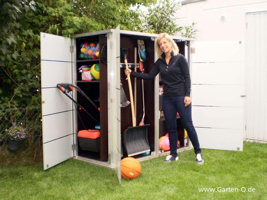 Material für Gartenbox